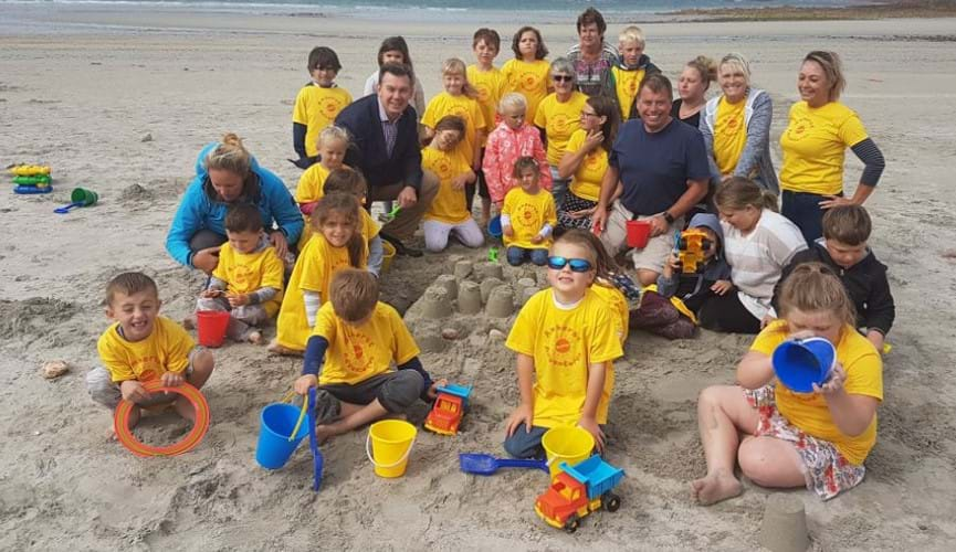 Week of super heroic summer fun for schoolchildren
