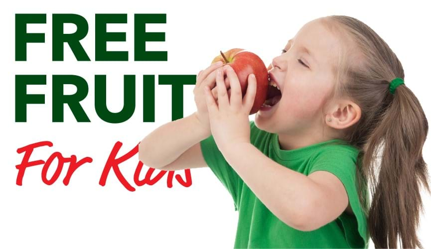 Free Fruit for Kids