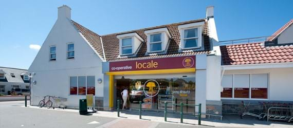 Our stores | Channel Islands Co-operative
