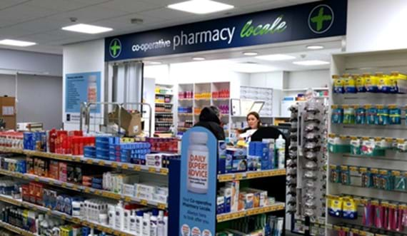 Pharmacy, St Helier