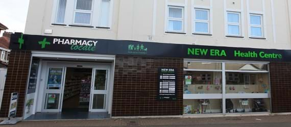 Pharmacy, New Era