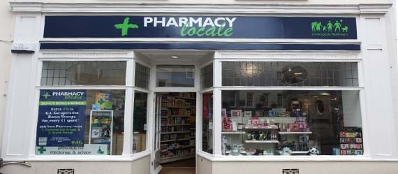 Pharmacy, Smith Street