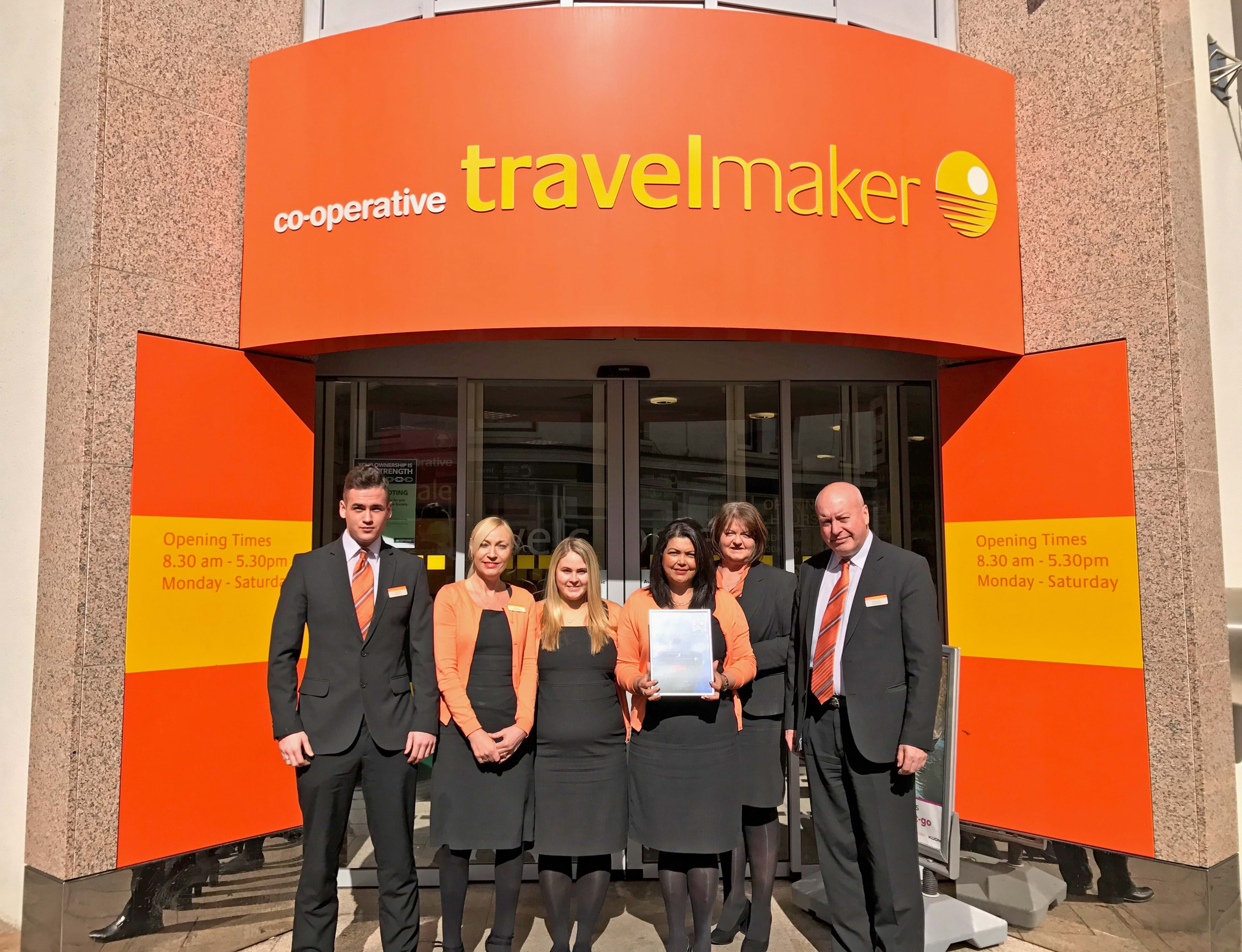 Travelmaker in Jersey makes Travel Trade Gazette's Top 50 travel agencies in UK & Ireland