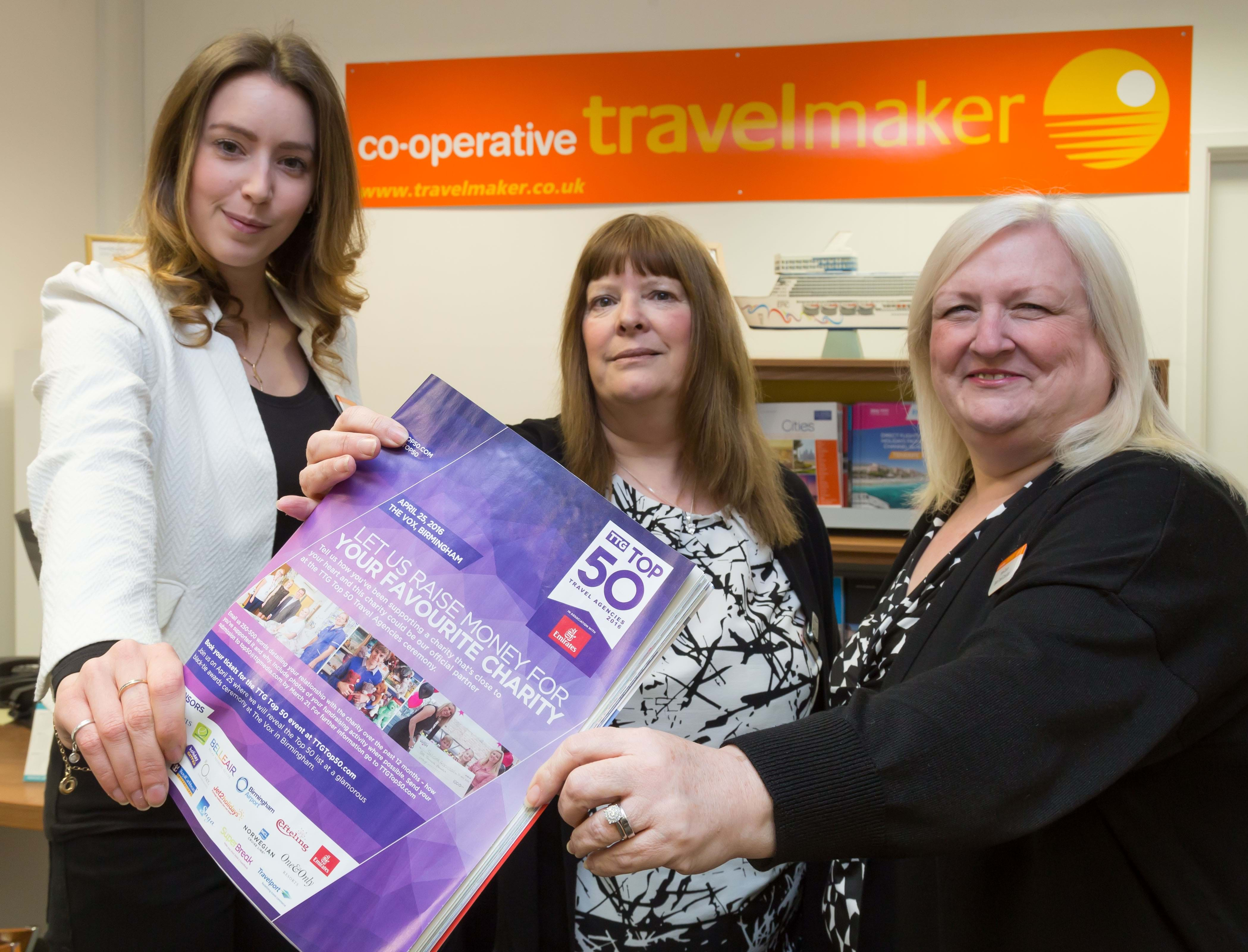 Travelmaker in Jersey and Guernsey shortlisted for power list of nation's best agencies