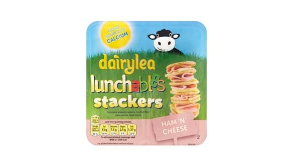 HALF PRICE | Dairylea Lunchables Ham&Cheese / Chicken&Cheese