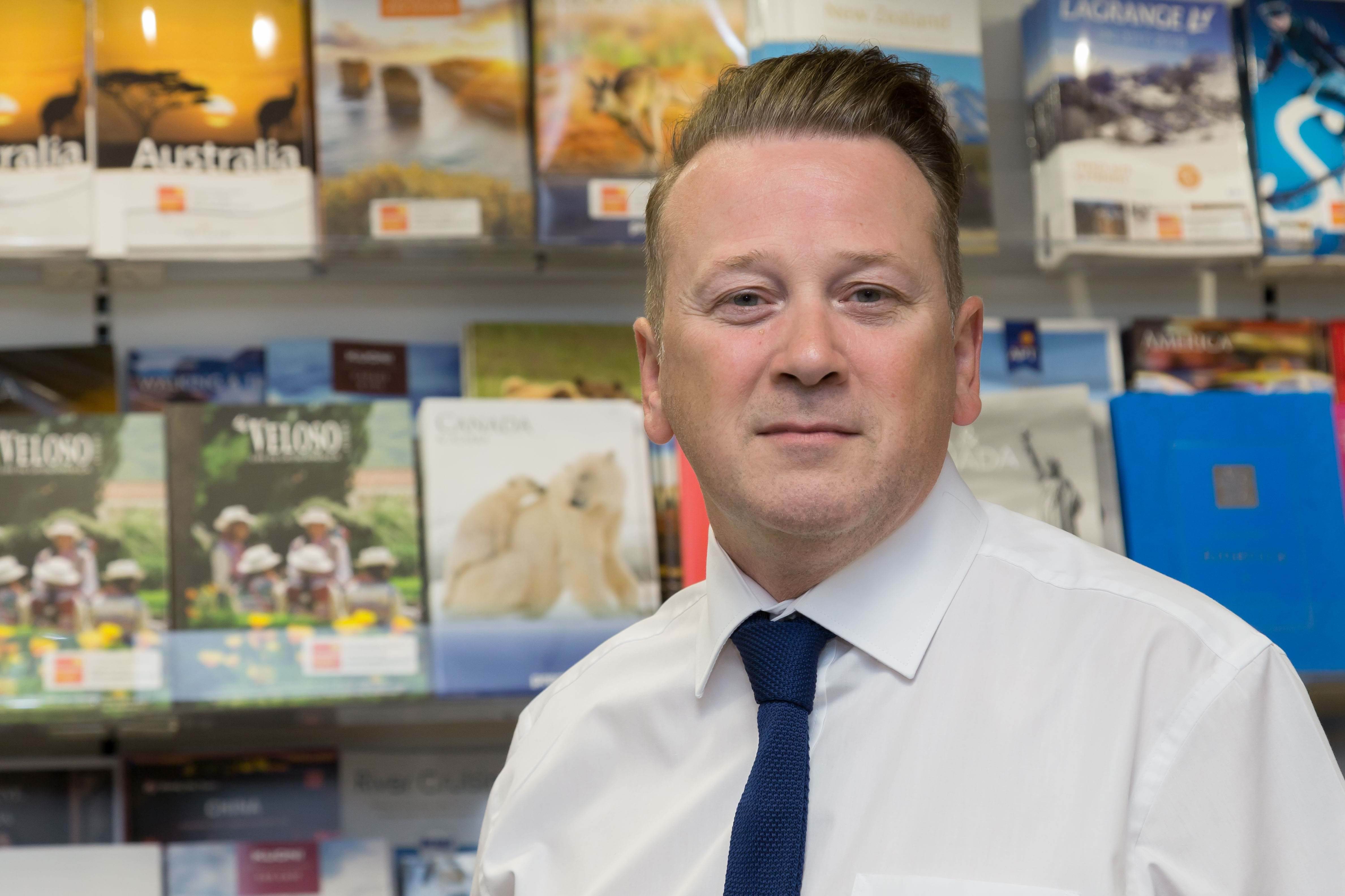 Charlie Coyle joins Travelmaker as Senior Travel Sales Consultant
