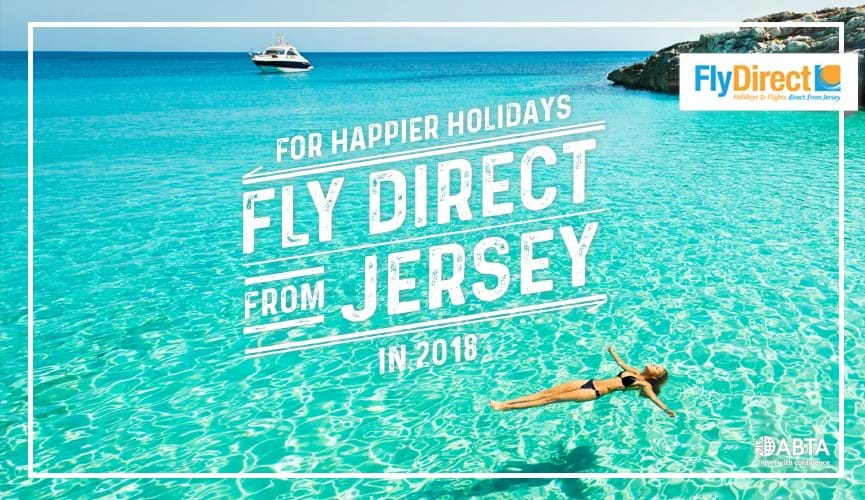 Direct Flights From Jersey