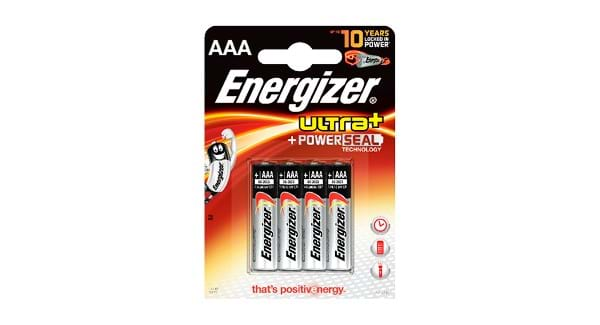 BUY ONE GET ONE FREE | Energizer Max AA/AAA Batteries 4's