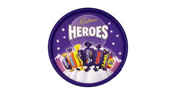 BUY ANY 2 FOR £9 | Cadbury Tubs 660g-750g