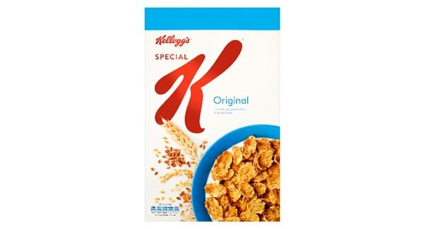 GREAT VALUE | Kellogg's Special K 500g