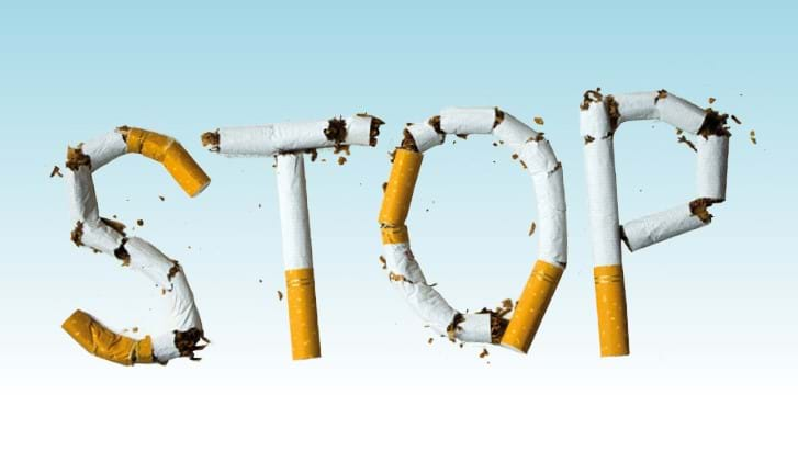 Get help with stopping smoking