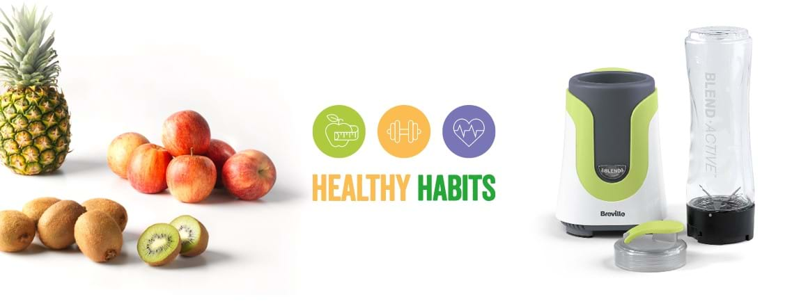 Everything you need to start a Healthy Habit