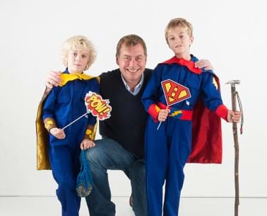 Your kids' favourite new superheroes!