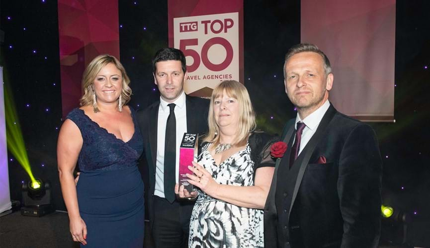 Travelmaker Guernsey named the best travel agency in the South West and Channel Islands