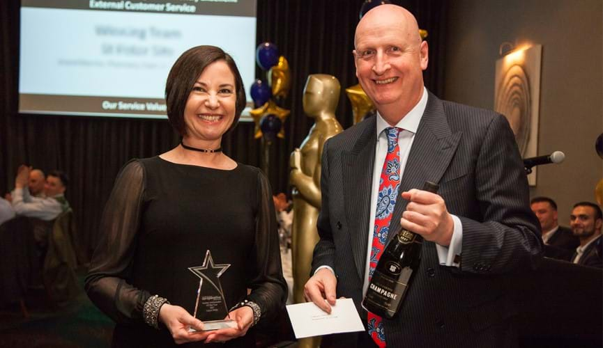 The Channel Islands Co-operative Society celebrates outstanding contributions to the local community