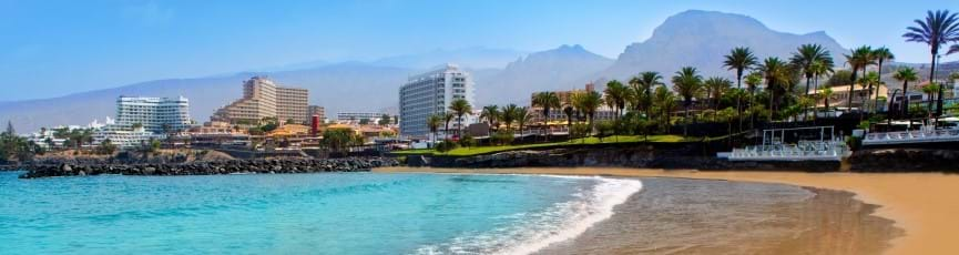 Direct Flights to Tenerife 2019