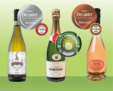 Have you seen our champion wines?