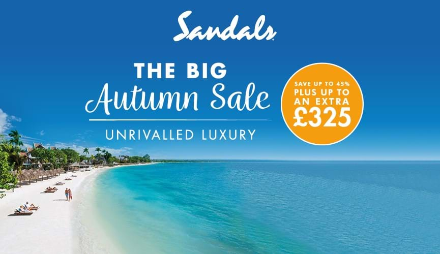 Sandals | The Big Autumn Sale
