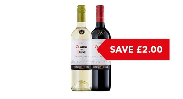 SAVE £2 | Casillero del Diablo 75cl