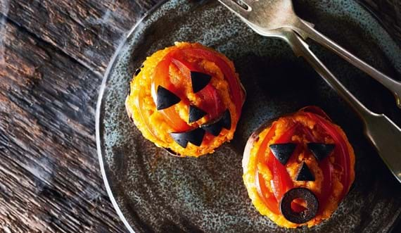 Haunting Halloween recipes