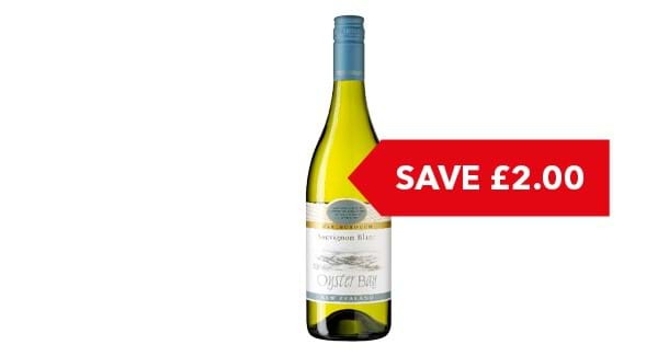 SAVE £2 | Oyster Bay Sauvignon Blanc 75cl