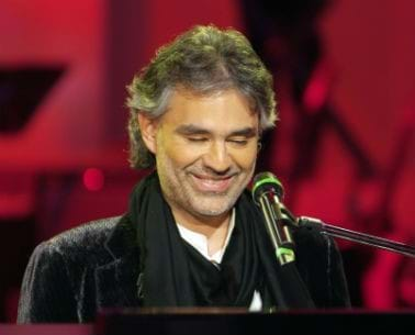 Andrea Bocelli live in his home town, Pisa 25 July 2019