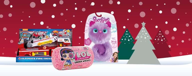 Top Toys this Christmas 2018