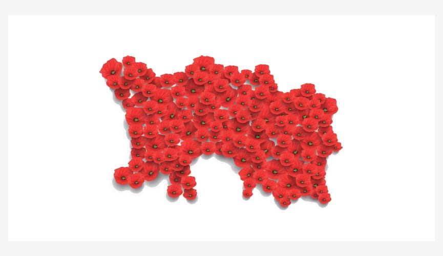 Society to recycle poppies for Royal British Legion