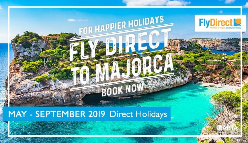 Direct Flights to Majorca 2019