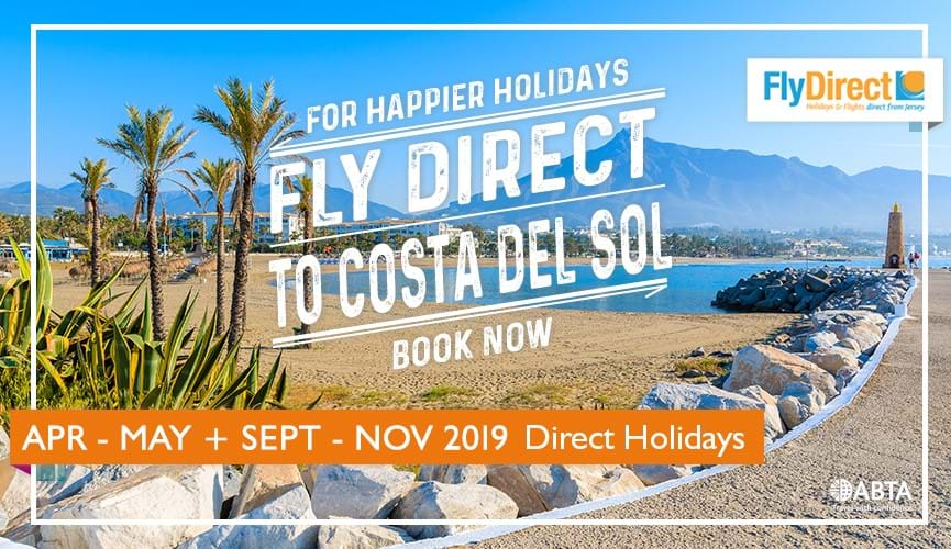 Direct Flights to Costa del Sol 2019