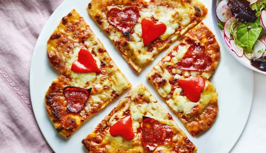 Be mine pizza