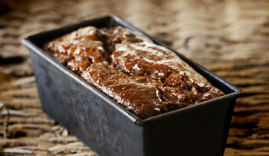 Fairtrade Banana and Chocolate Bread