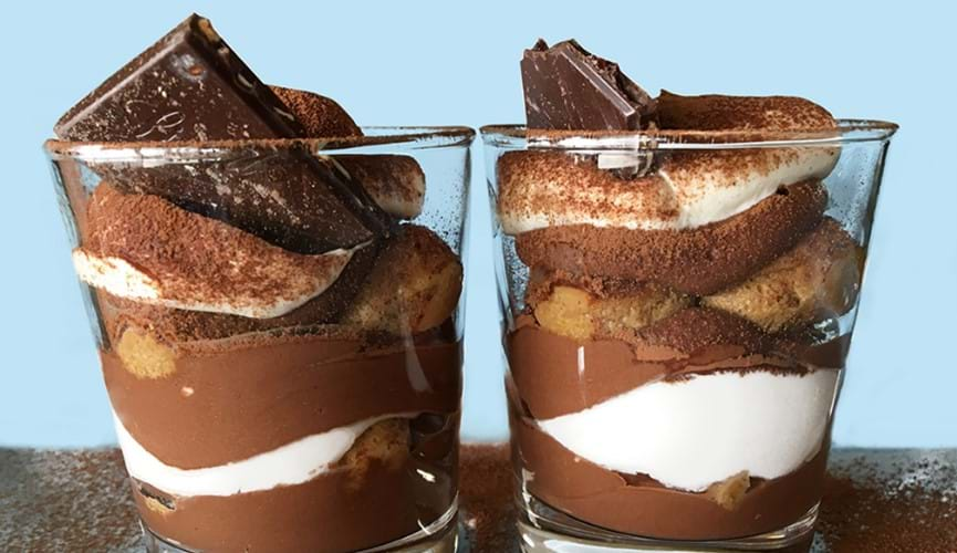 Fairtrade Coco-mocha  Tiramisu
