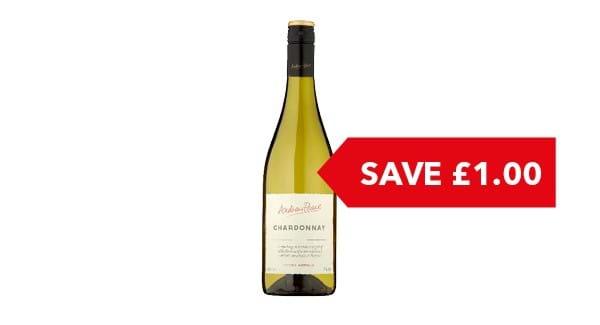 GREAT VALUE | Andrew Peace Shiraz / Chardonnay 75cl