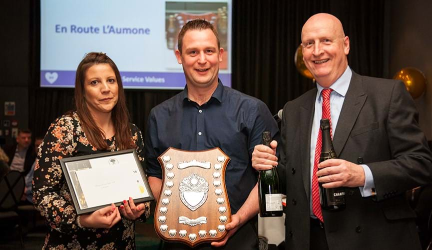 Co-op celebrates outstanding contributions to the local community