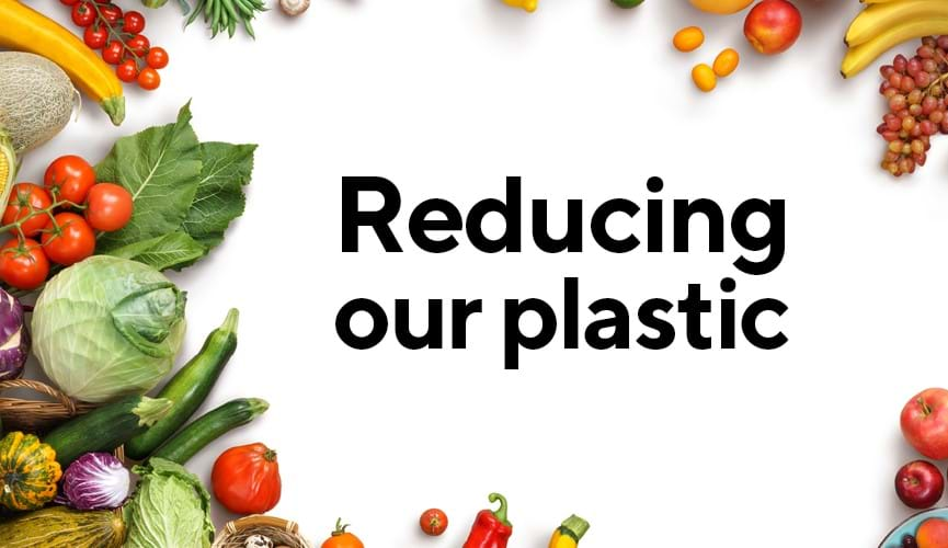 Plastic free produce | Channel Islands Co-operative
