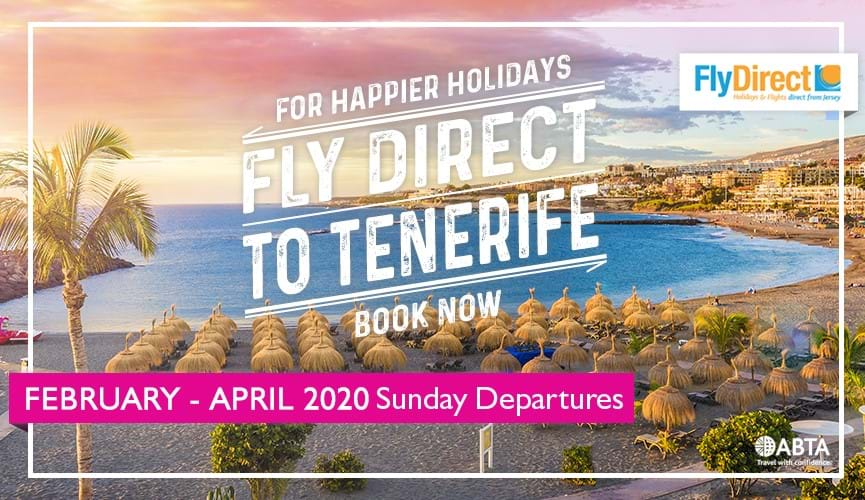 Direct Flights to Tenerife 2020