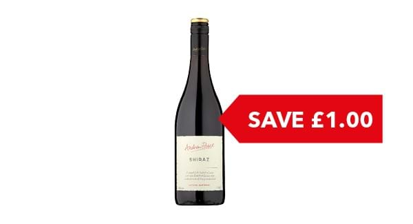 SAVE £1.00 | Andrew Peace 75cl
