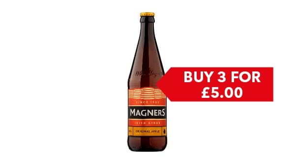 BUY 3 FOR £5.00 | Magners Original Cider 568ml