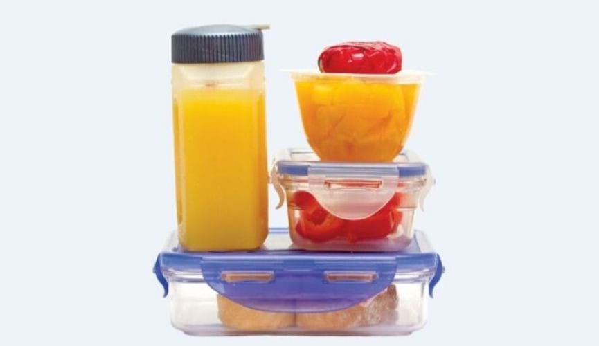Guide to a healthy lunchbox