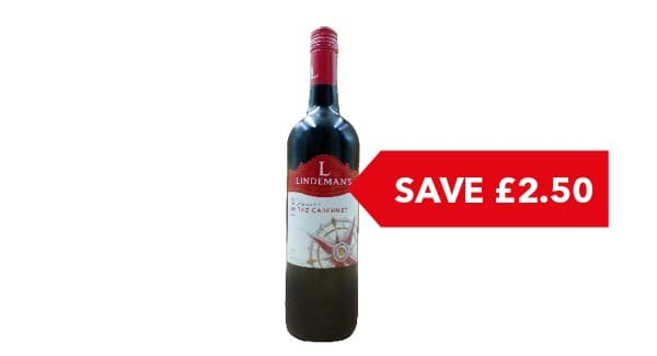SAVE £2.50 | Lindeman's The Discoverer 75cl