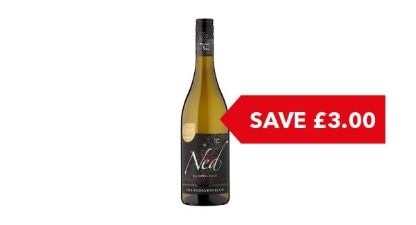 SAVE £3.00 | The Ned Sauvignon Blanc 75cl