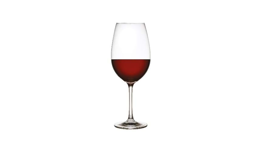 Module - Red Wine Glasses