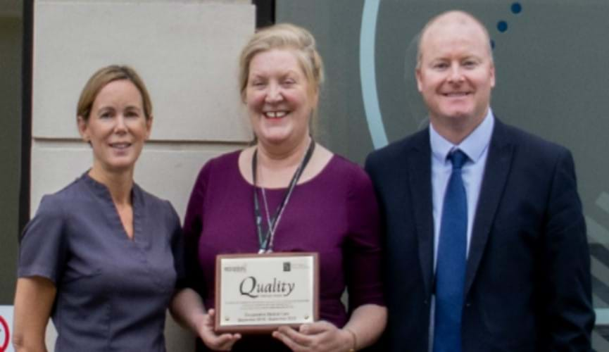 Co-operative Medical Care recognised by national body for providing 'gold standard' support in end of life care