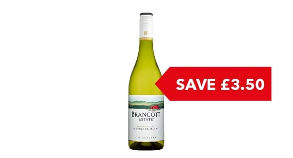 SAVE £3.50 | Brancott Estate Sauvignon Blanc 75cl