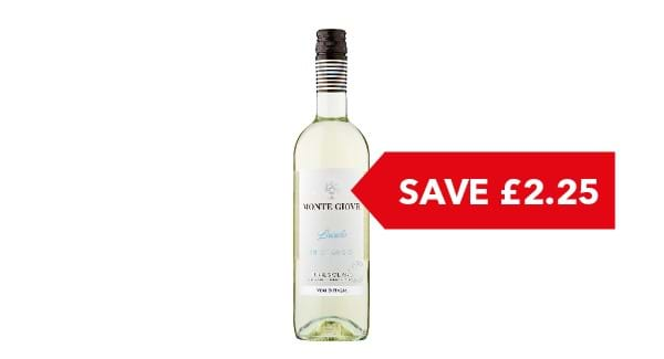 SAVE £2.25 | Monte Giove 75cl