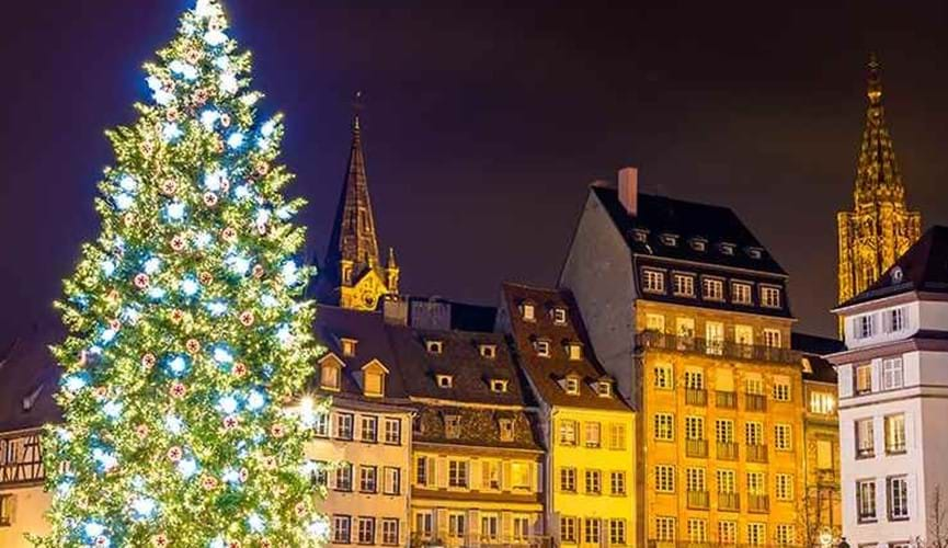 Module - Christmas Markets on the Rhine (2020)