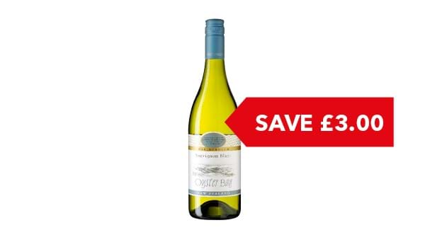 SAVE £3.00 | Oyster Bay Sauvignon Blanc 75cl
