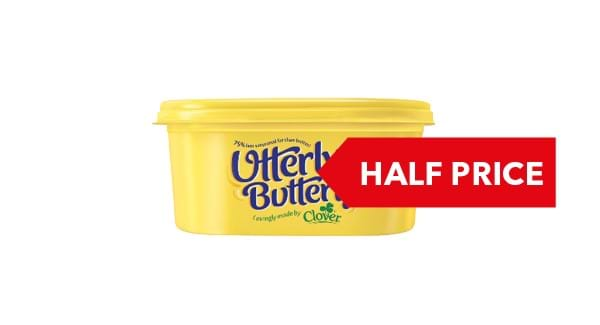 HALF PRICE | St Ivel Utterly Butterly 500g