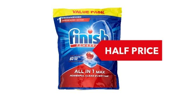HALF PRICE |  Finish All In One 60s